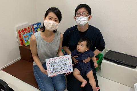 【産後骨盤矯正】茨木市在住Nさん30代